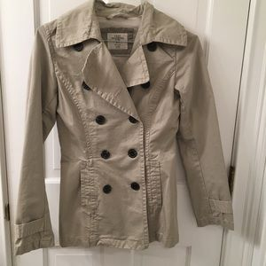 Cute Trench Jacket cotton 4